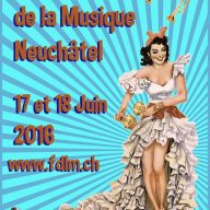 Le rock français d'Alyx à l'honneur pour la fête de la musique à Neuchâtel