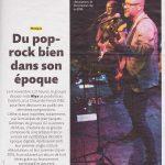 Alyx dans Migros Magazine Neuchâtel-Fribourg
